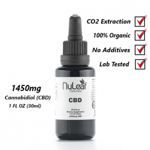 1450mg of Full Spectrum CBD Oil