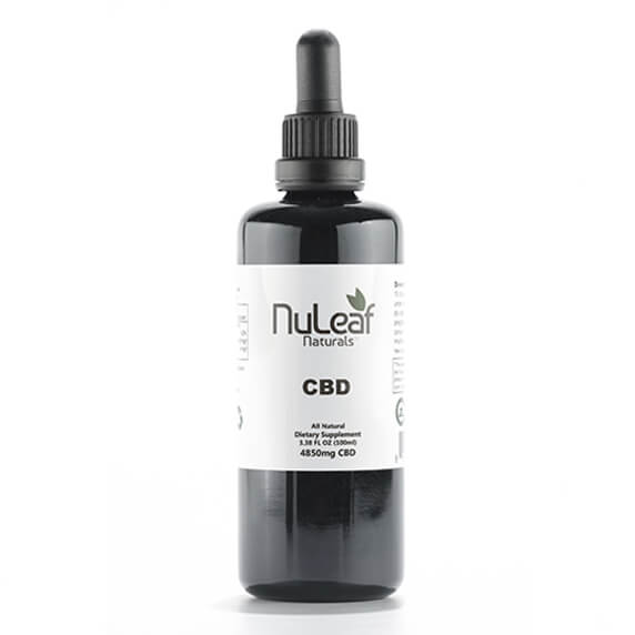 4850mg full spectrum CBD oil