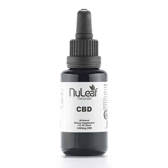 3450 mg full spectrum CBD oil