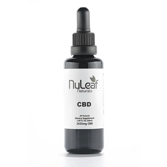 2425 mg full spectrum CBD