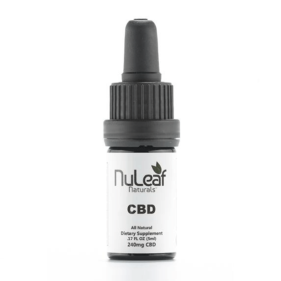 240 mg full spectrum CBD