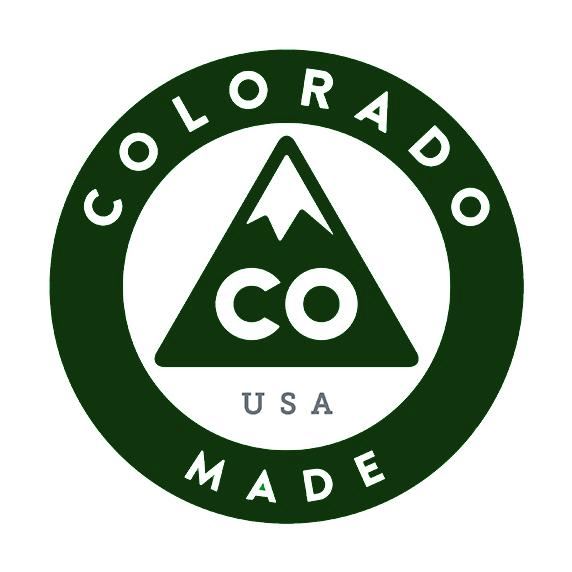 Colorado Made logo