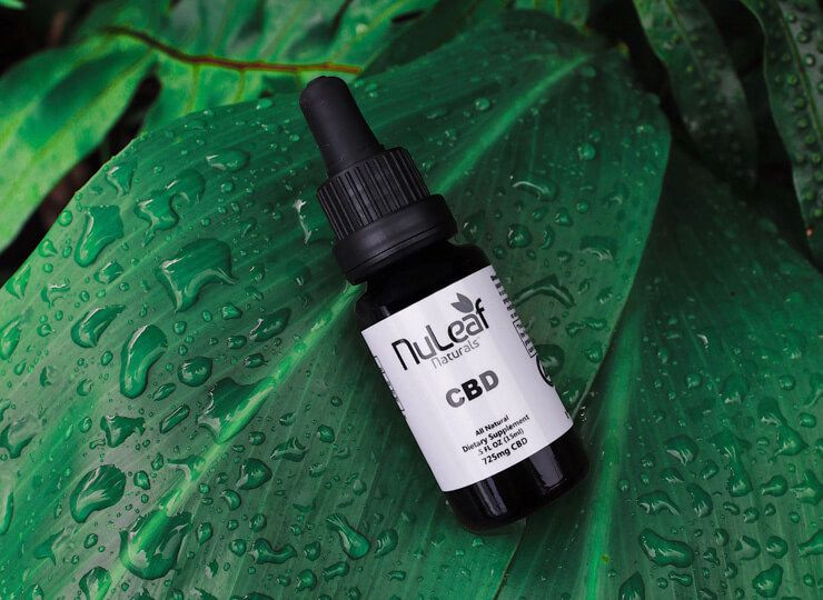 NuLeaf Naturals in front of FDA on CBD oil