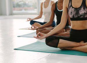 CBD yoga