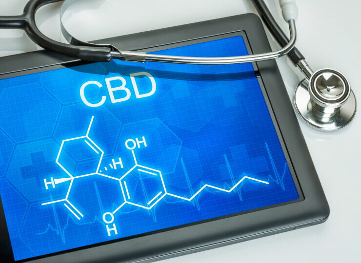 The Potential of CBD as an Antibiotic
