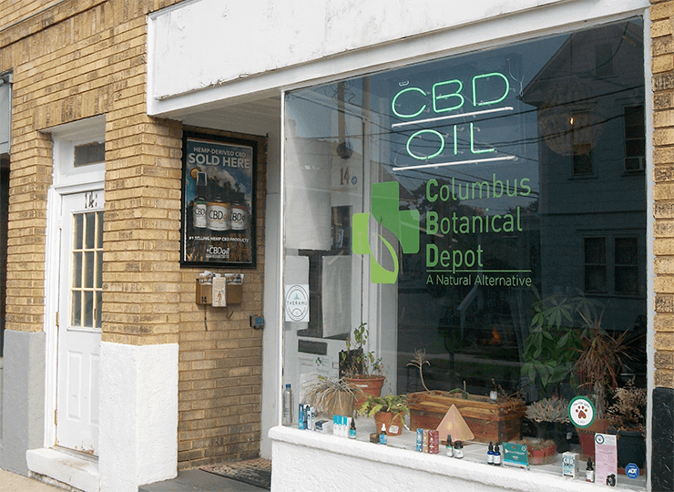 Is CBD legal in Ohio?