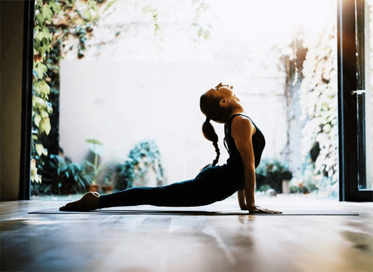 CBD and yoga go hand-in-hand