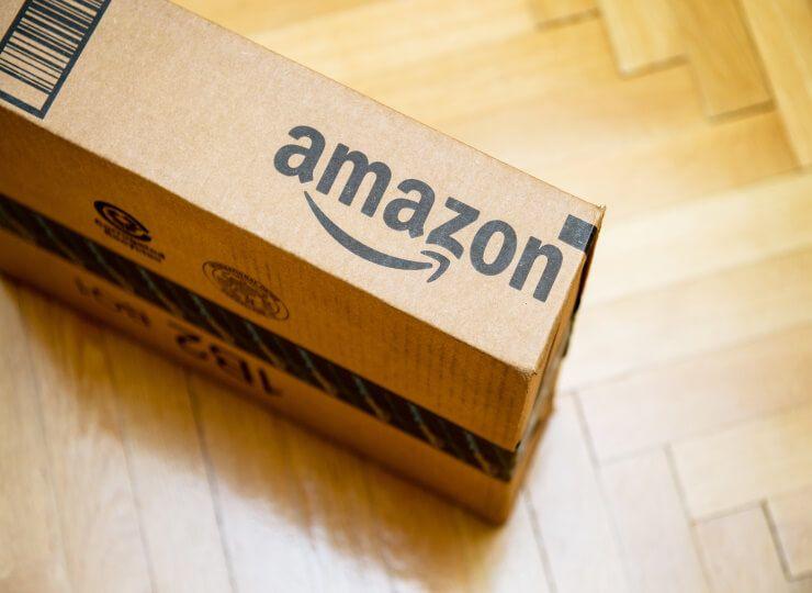 CBD oil Amazon package