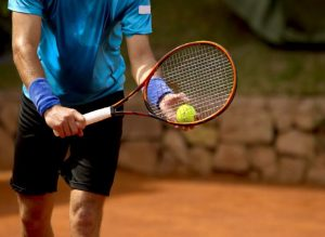 Can you use CBD oil for tennis injuries