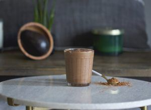 Peanut Butter Banana Cacao Smoothie Recipe