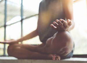 CBD and meditation, finding your zen