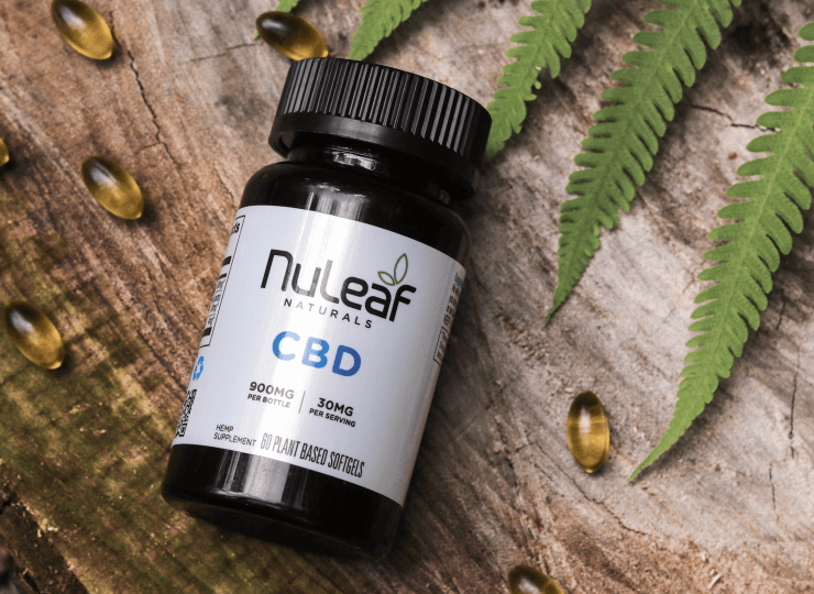 CBD softgels vs. CBD capsules