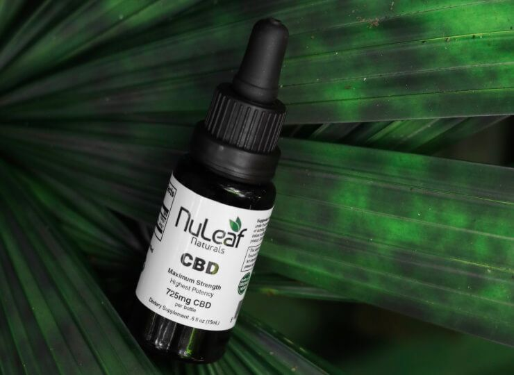 Terence Crawford partners with NuLeaf Naturals