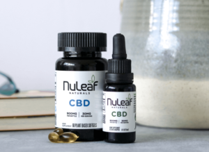 Cbd Capsules Vs Cbd Oil What S The Difference Nuleaf Naturals Blog