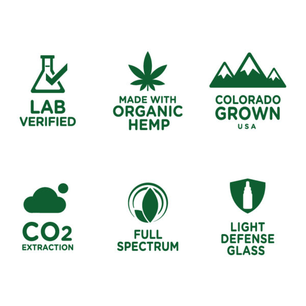 NuLeaf Naturals six icons