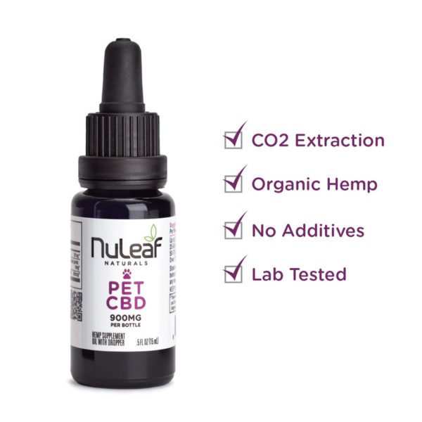 Human CBD pet oil bottle check list