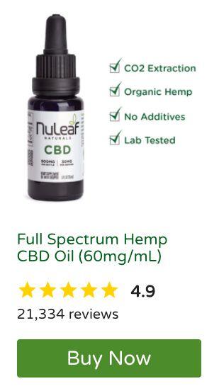 Full Spectrum CBD Oil - 60mg