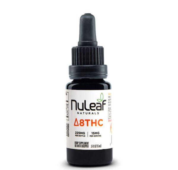 15ml D8 THC Oil Human