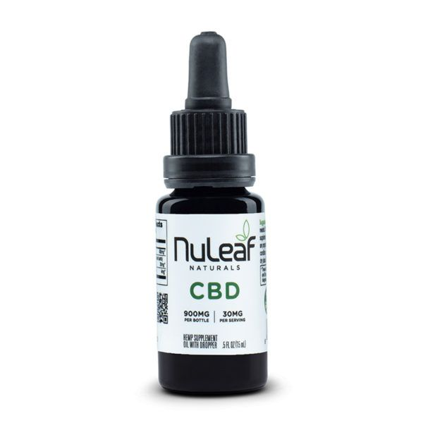 900mg 15ml CBD Oil Human