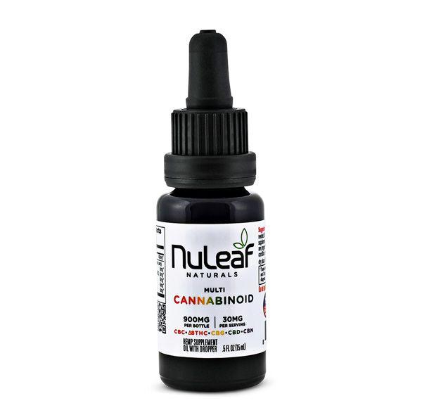 900mg Multi-Cannabinoid